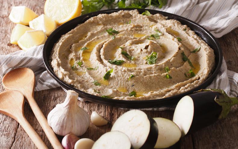 La perla della cucina araba for Cucina libanese