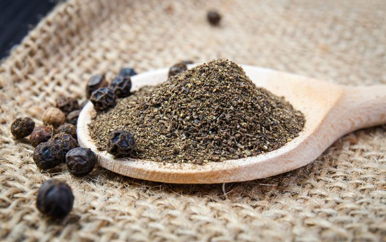 Le spezie della salute: il pepe nero