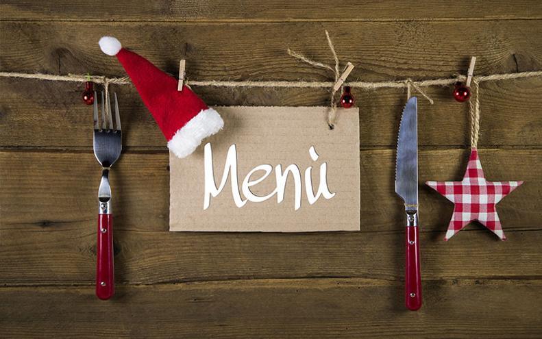 Menu Delle Feste Di Natale.Ricette Di Natale Idee Per Il Menu Delle Feste 2